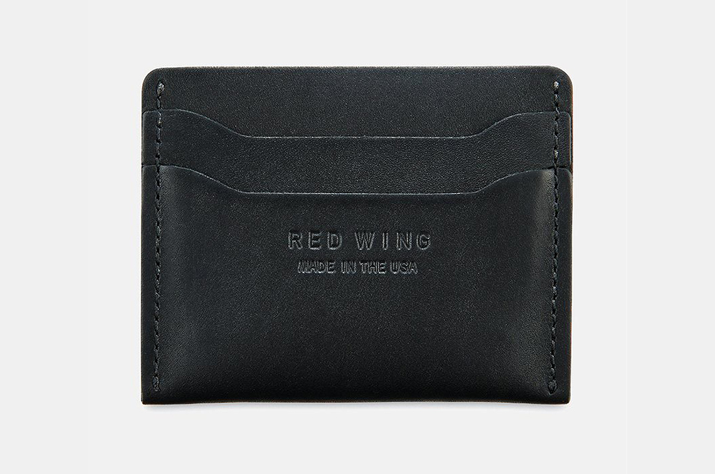 Red Wing Leather Minimalist Wallet