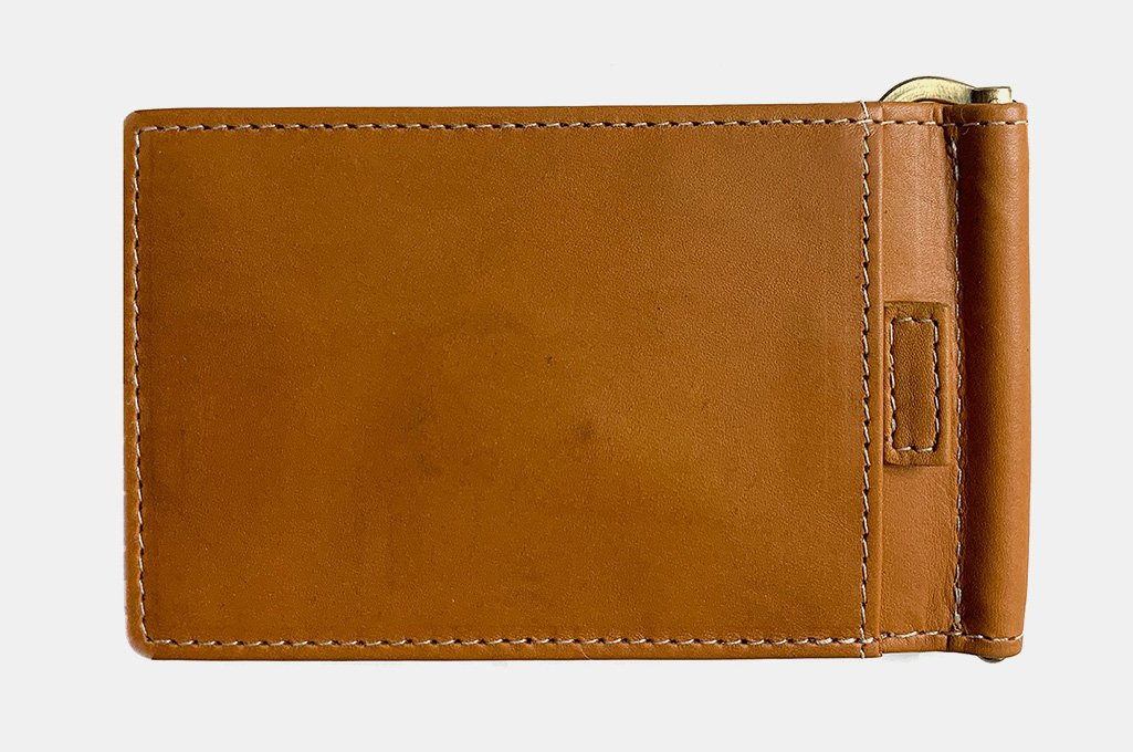 Rogue Industries Minimalist Wallet With Money Clip
