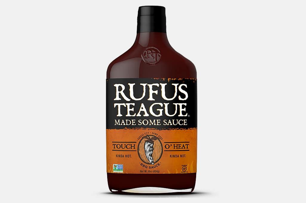 Rufus Teague Touch O' Heat