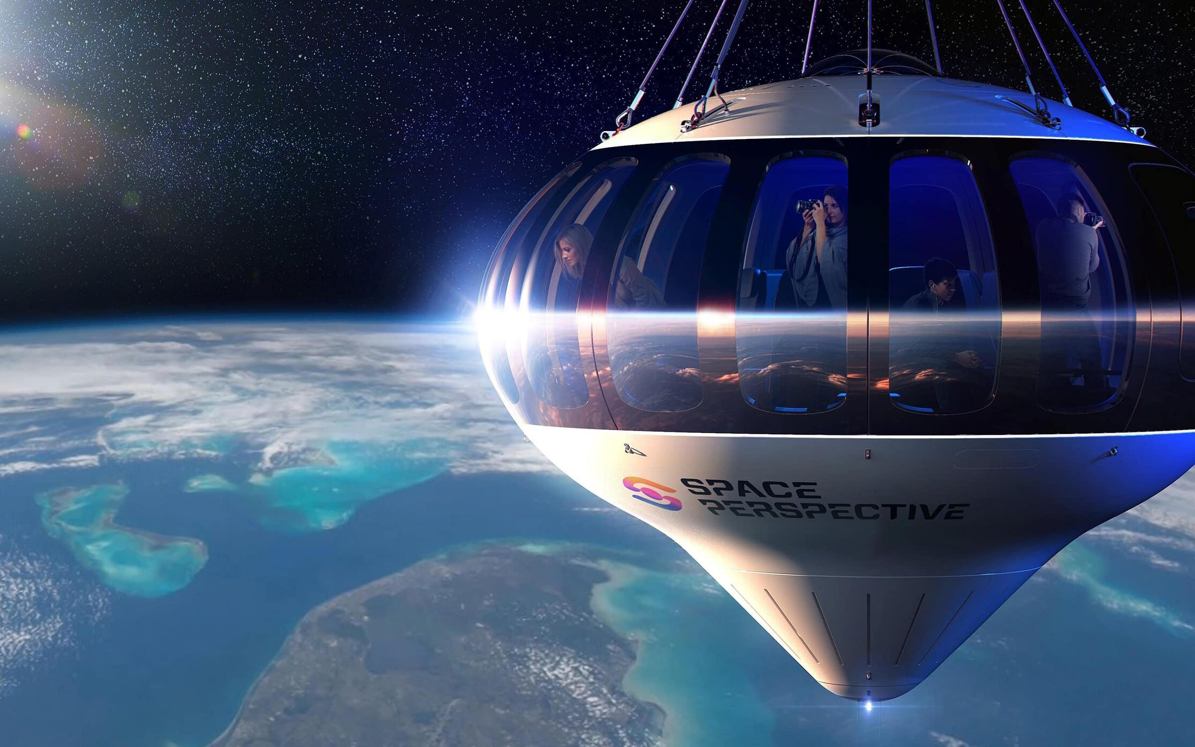 Space Perspective Spaceship Neptune Flights