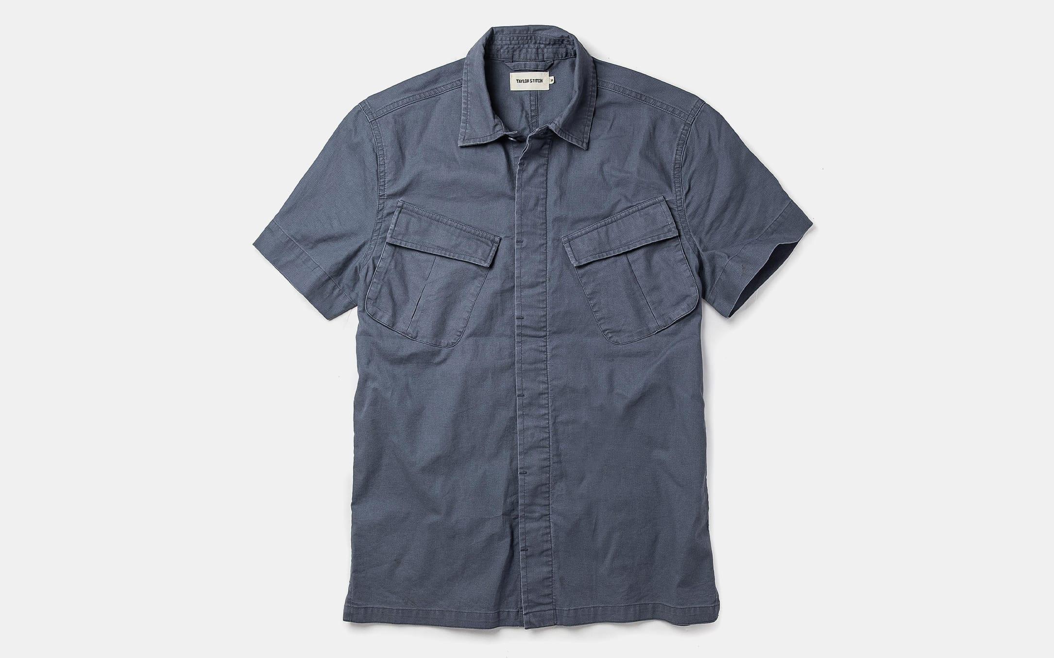 Taylor Stitch Jungle Shirt