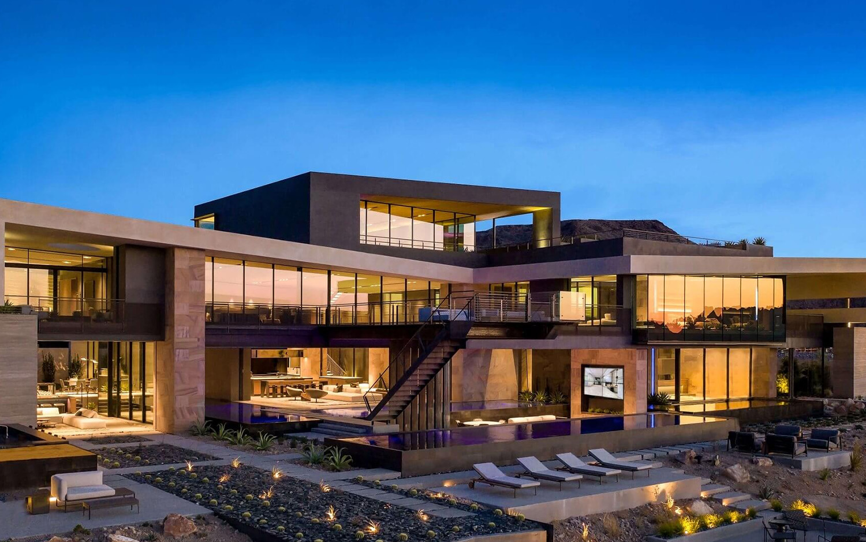Vegas Modern 001 House