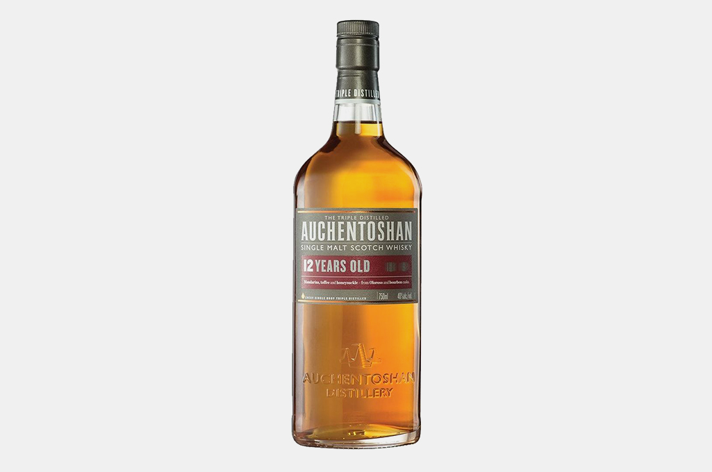 Auchentoshan 12 Year Single Malt Lowland Scotch
