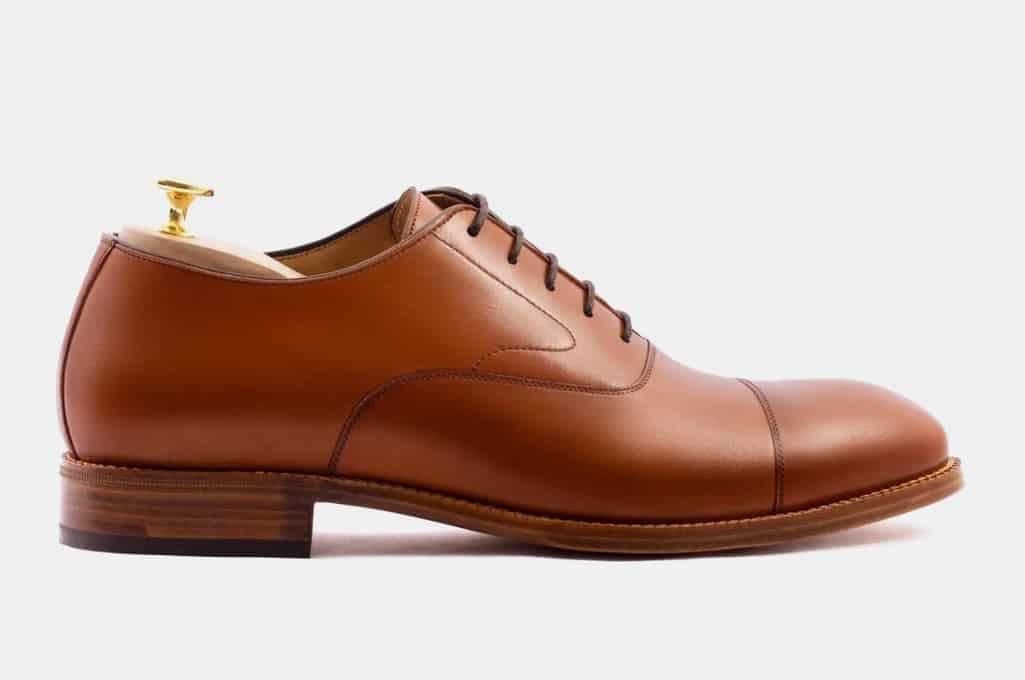 Beckett Sim0non Dean Oxford Dress Shoes