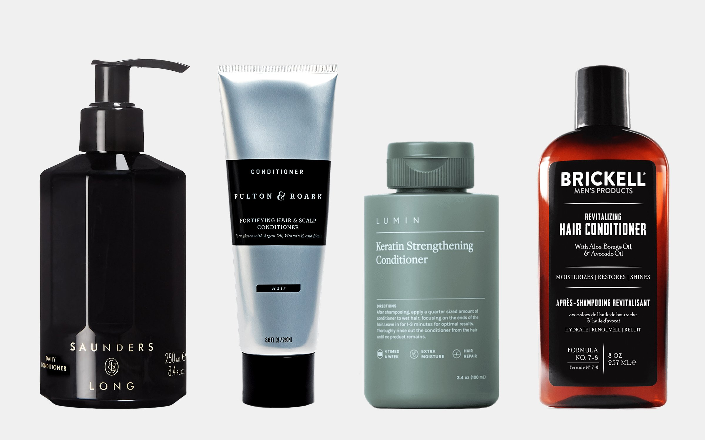 The 20 Best Conditioners For Men