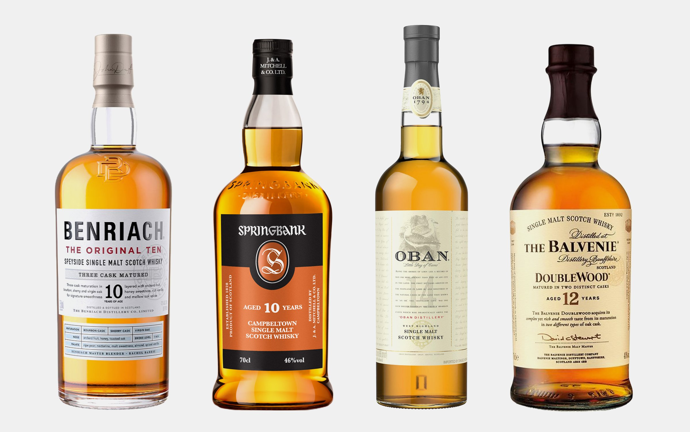 15 Best Scotches for National Scotch Day