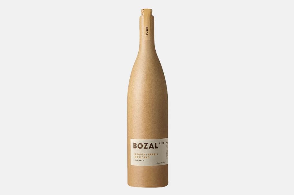 Bozal Espadín-Barril-Ensamble Mezcal