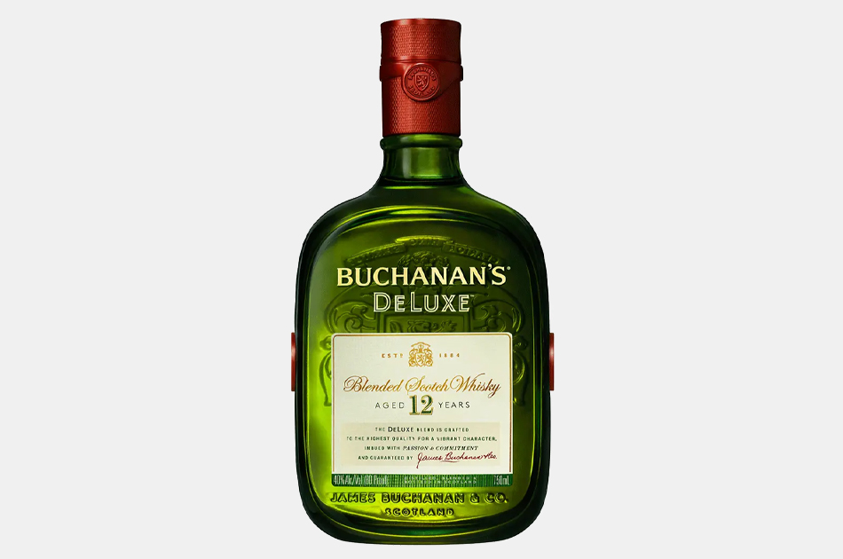 Buchanan's Deluxe 12-Year-Old Blended Scotch Whisky