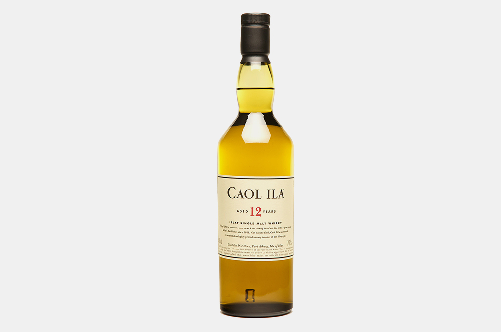 Caol Ila 12 Year Old Single Malt Scotch