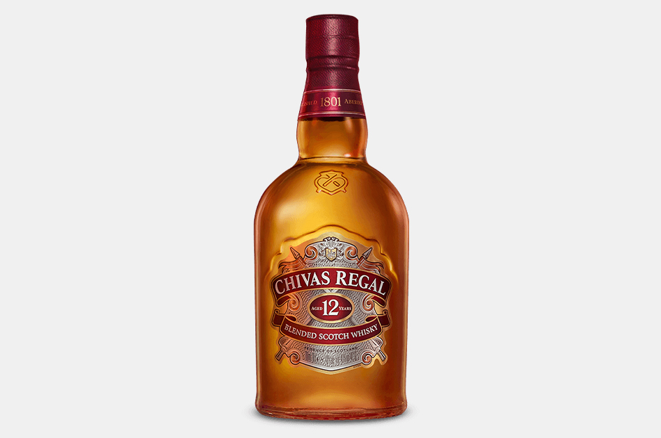 Chivas Regal 12-Year-Old Blended Scotch Whisky