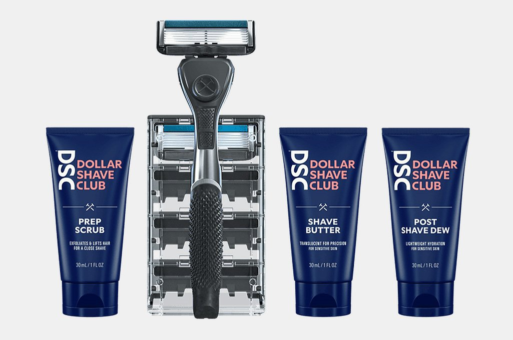Dollar Shave Club Ultimate Shave Grooming Kit