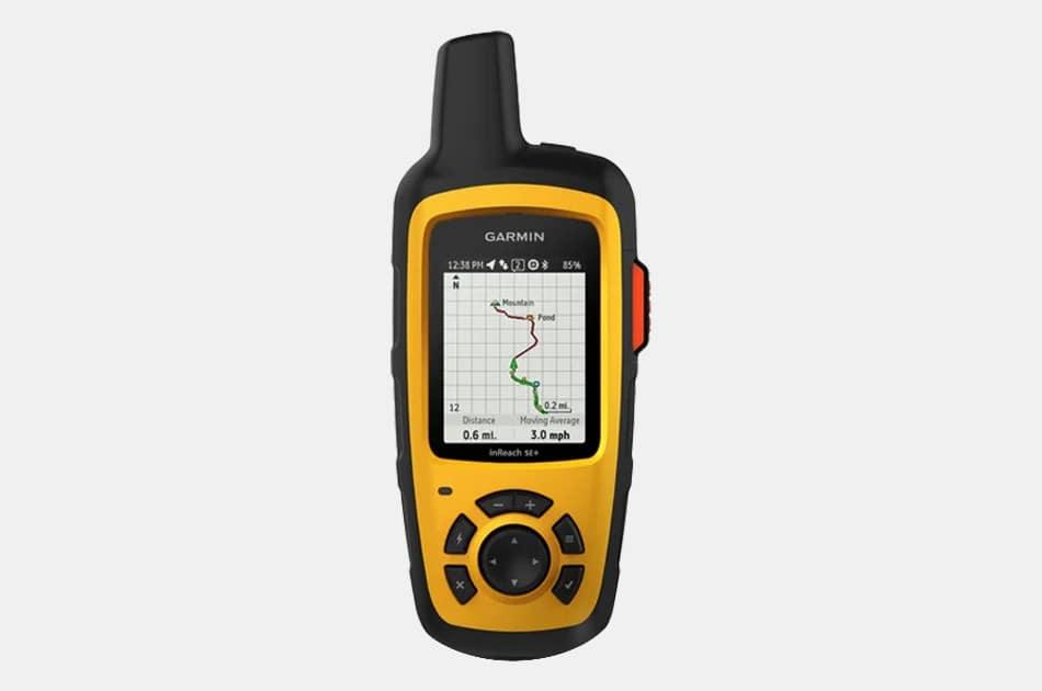 Garmin inReach SE+ GPS Satellite Communicator