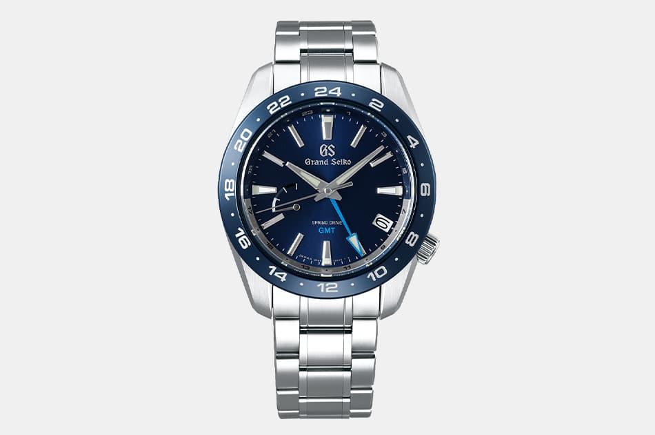 Grand Seiko SBGE255 GMT Watch