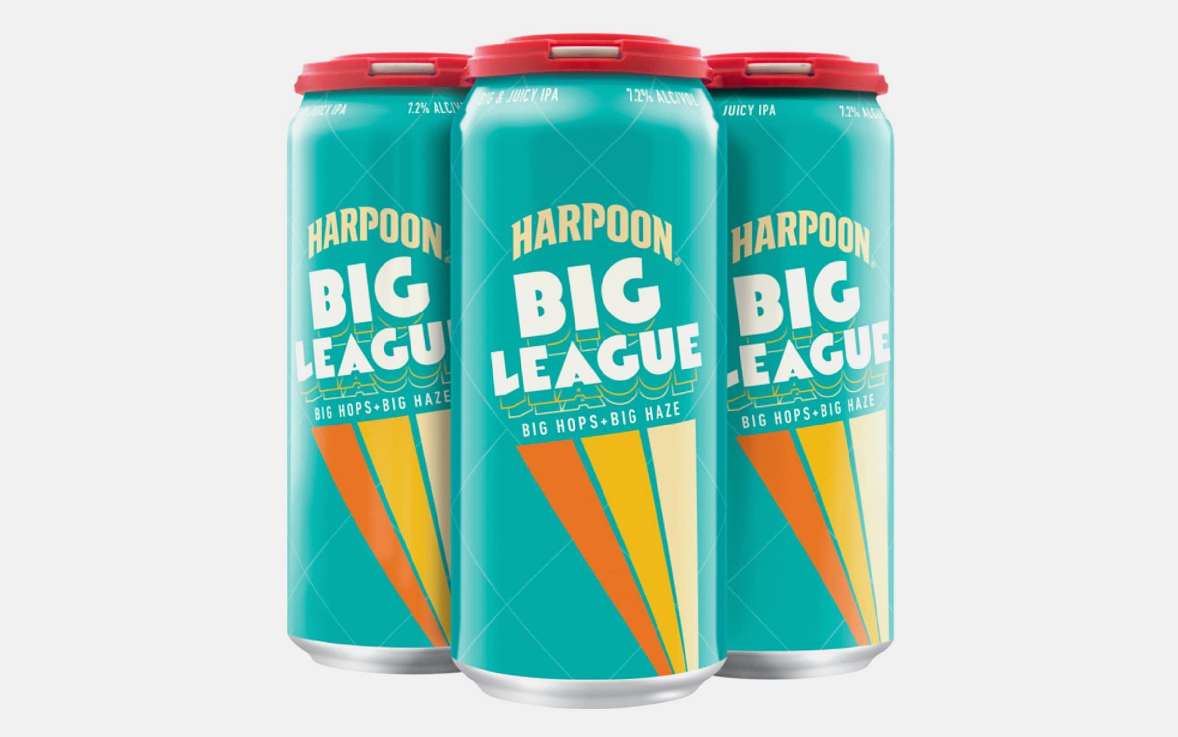 Harpoon Big League Hazy IPA
