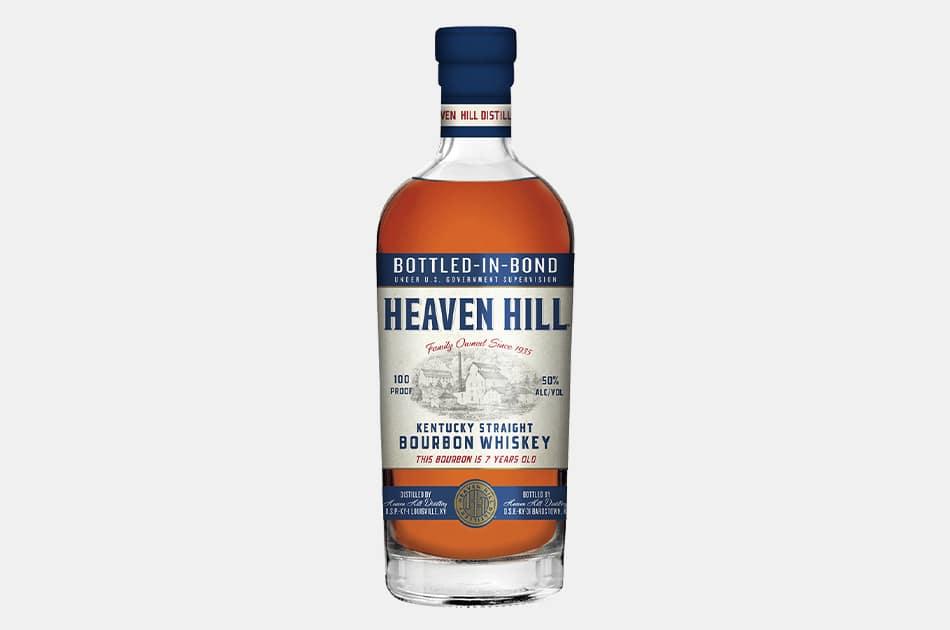 Heaven Hill 7-Year-Old Bottled in Bond Bourbon