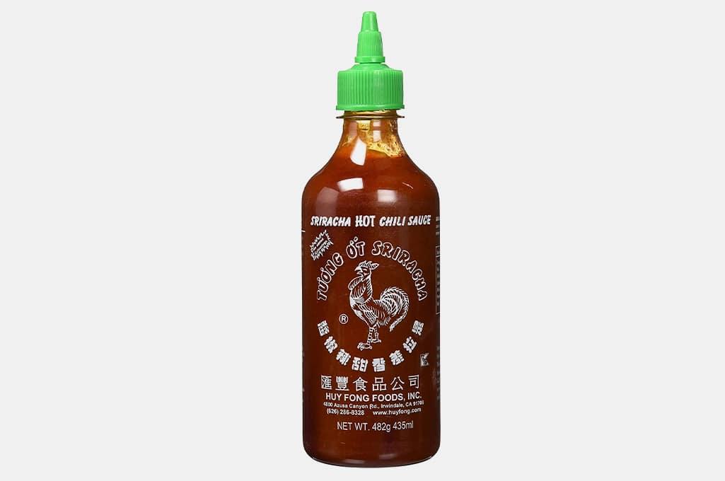Huy Fong Sriracha Chili Hot Sauce