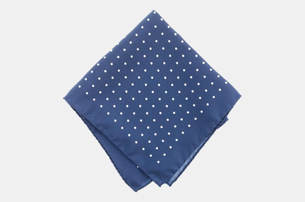 J Crew Italian Silk handkerchief