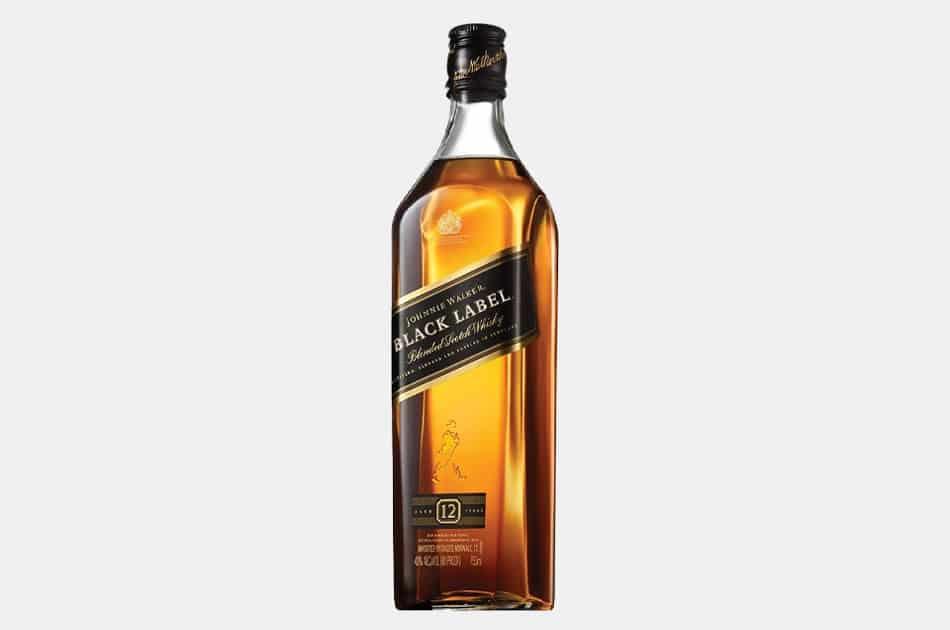 Johnnie Walker Black Blended Scotch Whisky