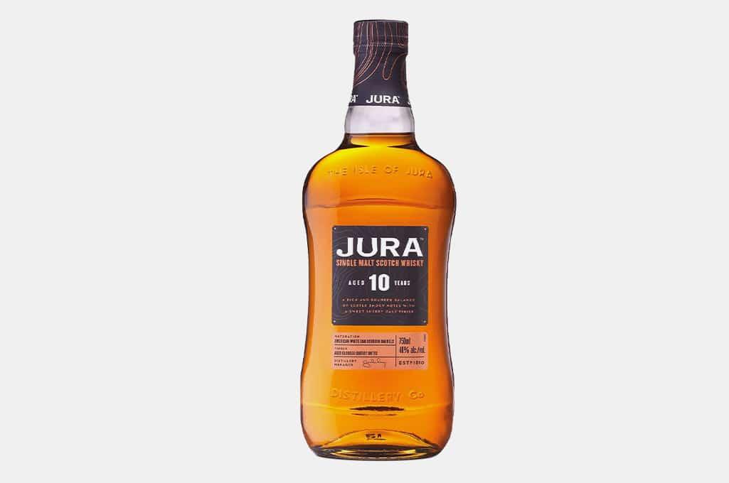 Jura 10 Year Single Malt Scotch