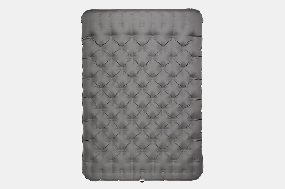 Kelty Kush Queen Air Bed with Pump