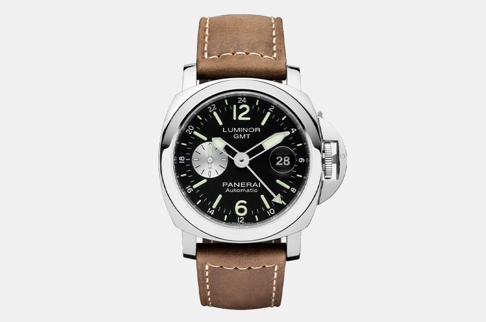 Panerai Luminor GMT Watch