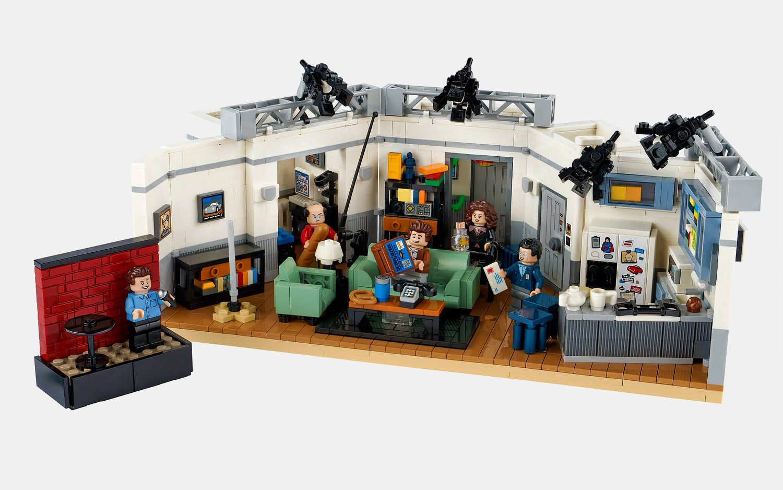 Seinfeld Lego Set