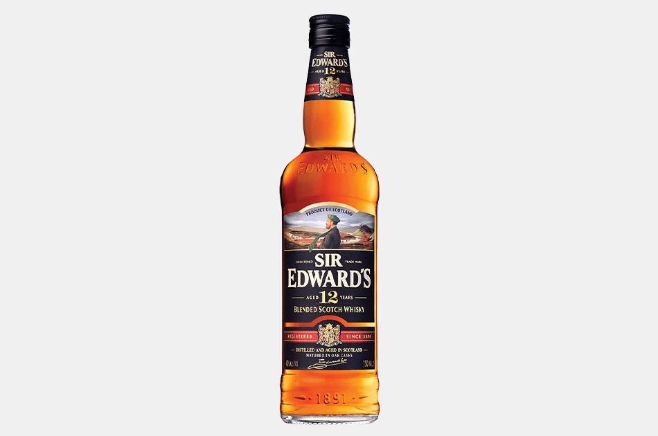 Sir Edward's 12-Year-Old Blended Scotch Whisky
