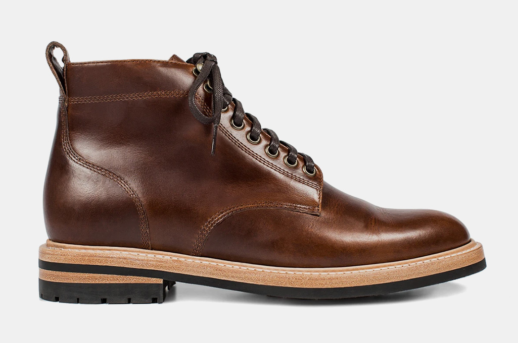Taylor Stitch Trench Boot Leather