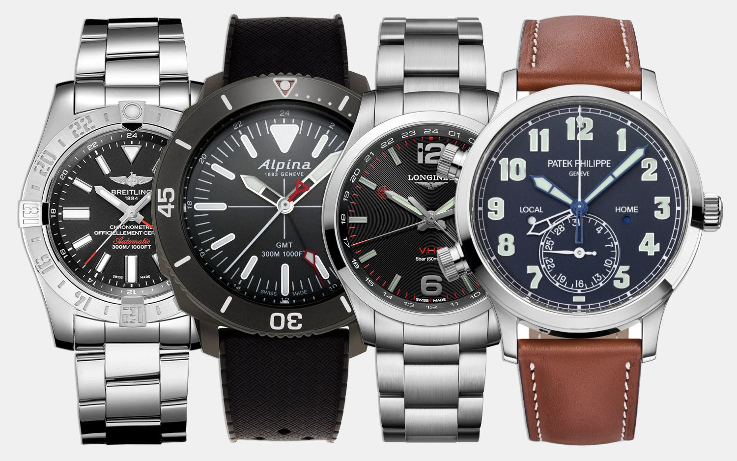 The 20 Best GMT Watches