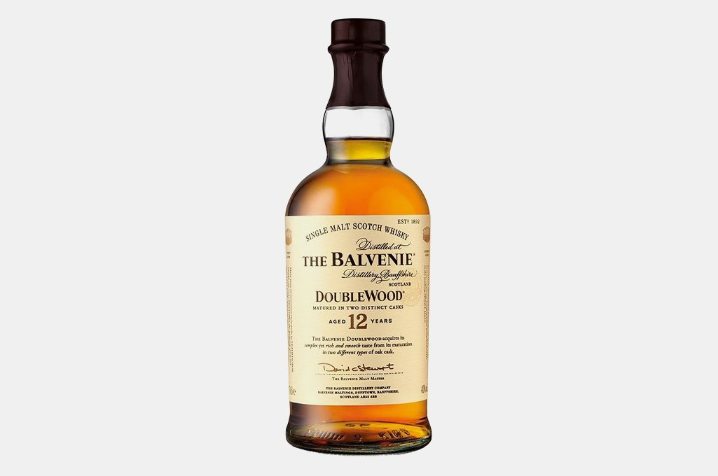 The Balvenie Doublewood 12 Year Scotch