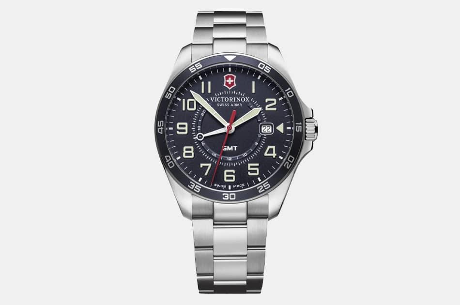 Victorinox Swiss Army FieldForce GMT Watch