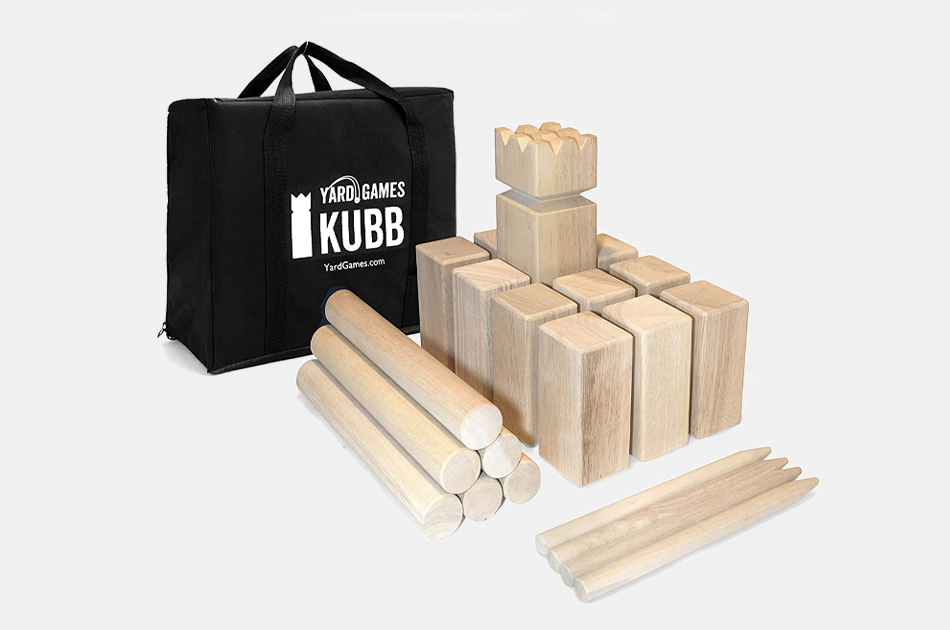 Yard Games Kubb Outdoor Tossing Game