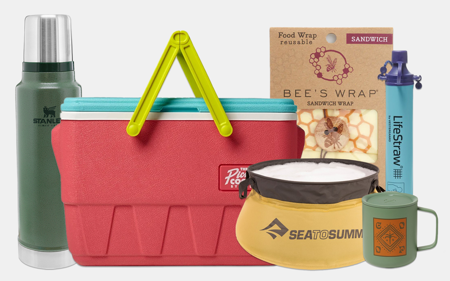 12 Essentials for Your Camp Kitchen