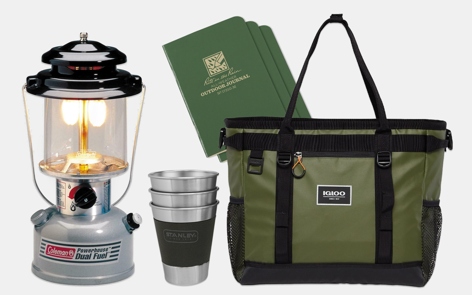 15 Essentials for a Low Tech Camping Trip