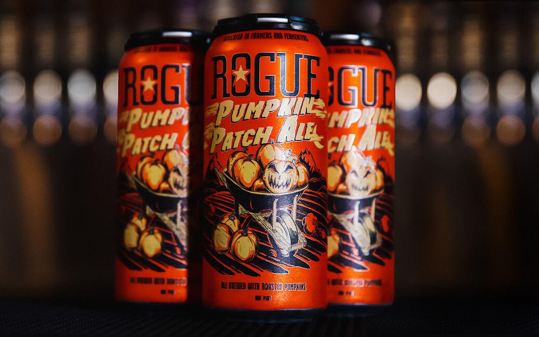 2021 Rogue Pumpkin Patch Ale