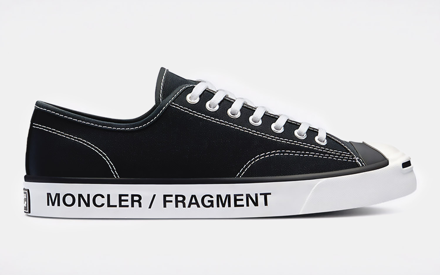 7 Moncler FRGMT + Converse Jack Purcell Sneakers