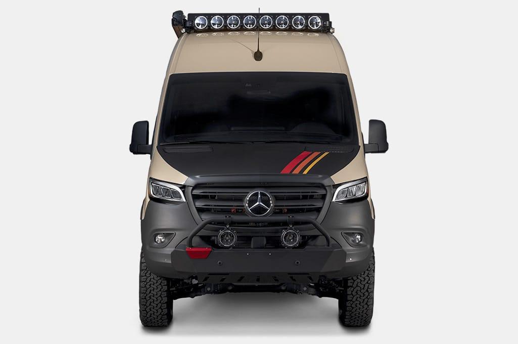 Beast Mode 4x4 Van