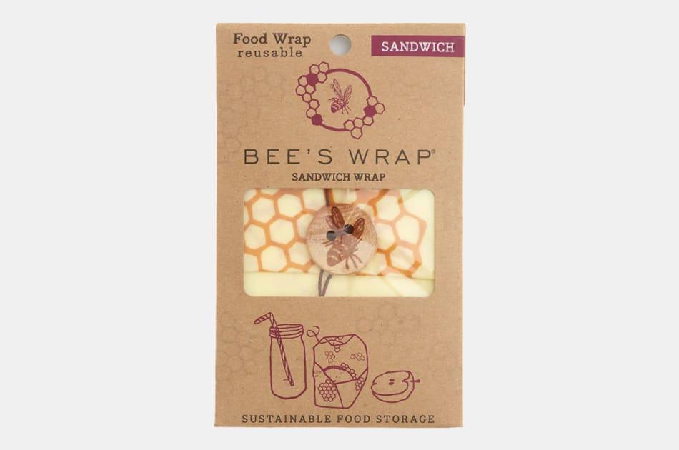 Beeswrap Reusable Sandwich Wrap