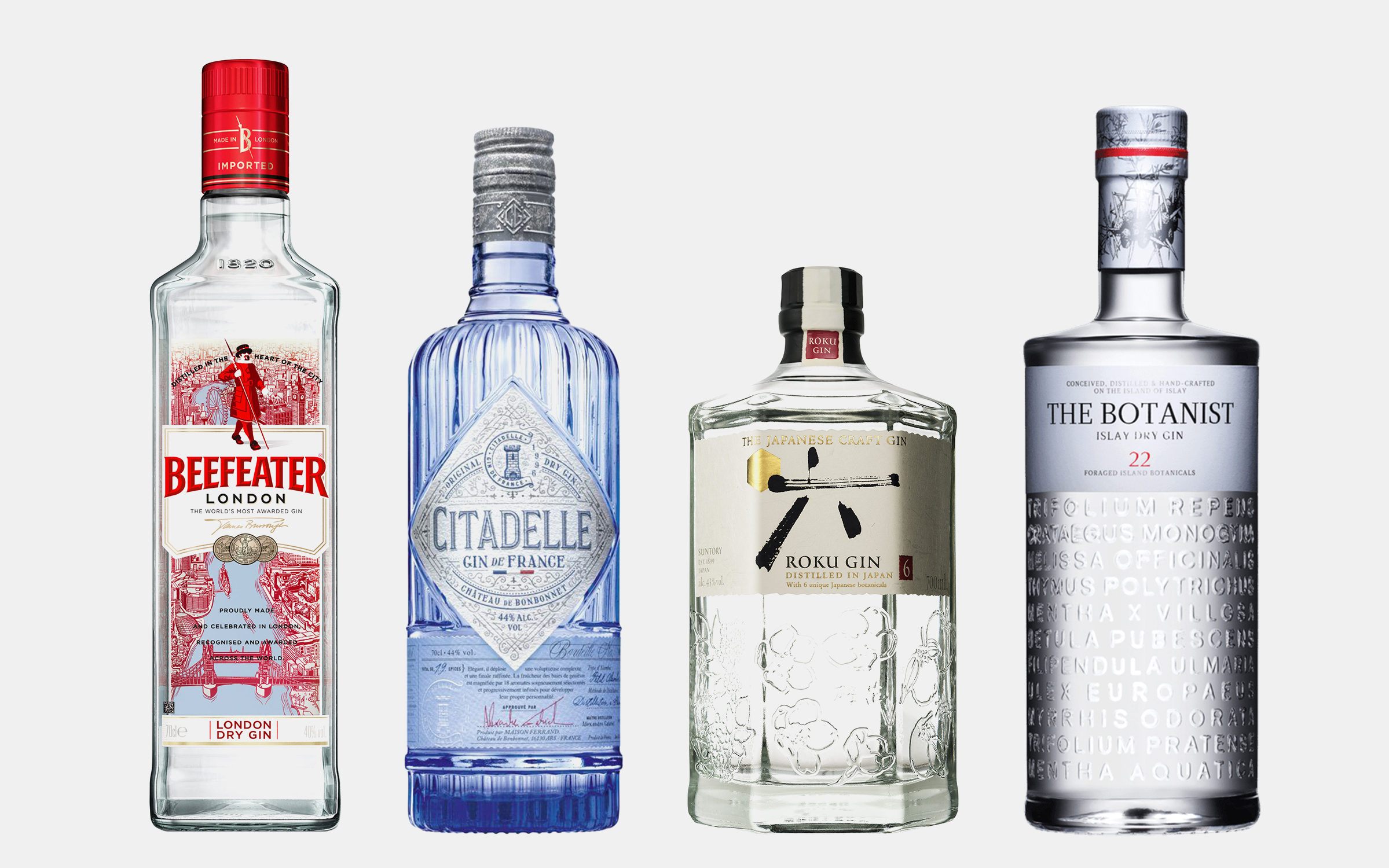 15 Gins Perfect For a Gin And Tonic