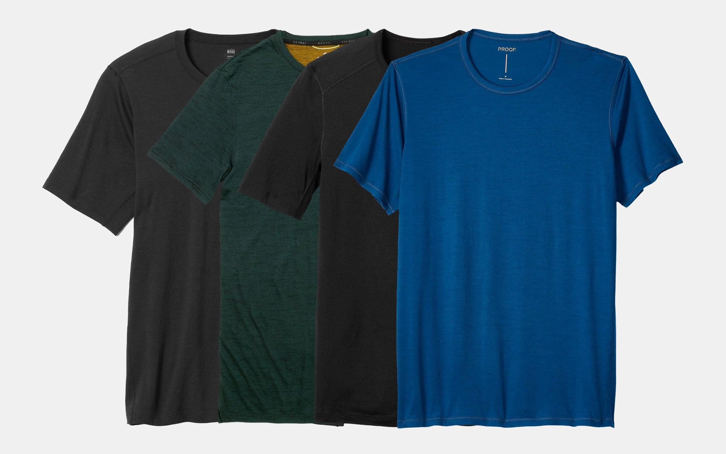 Best Merino Wool T-Shirts for Men