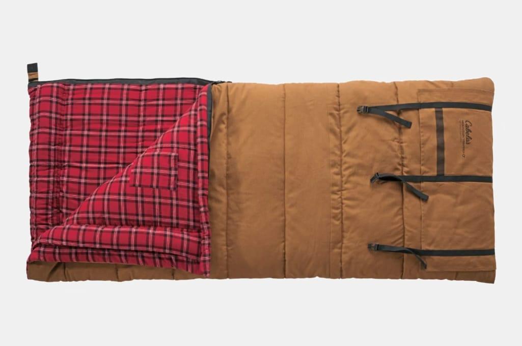 Cabela's Mountain Trapper 0° Sleeping Bag