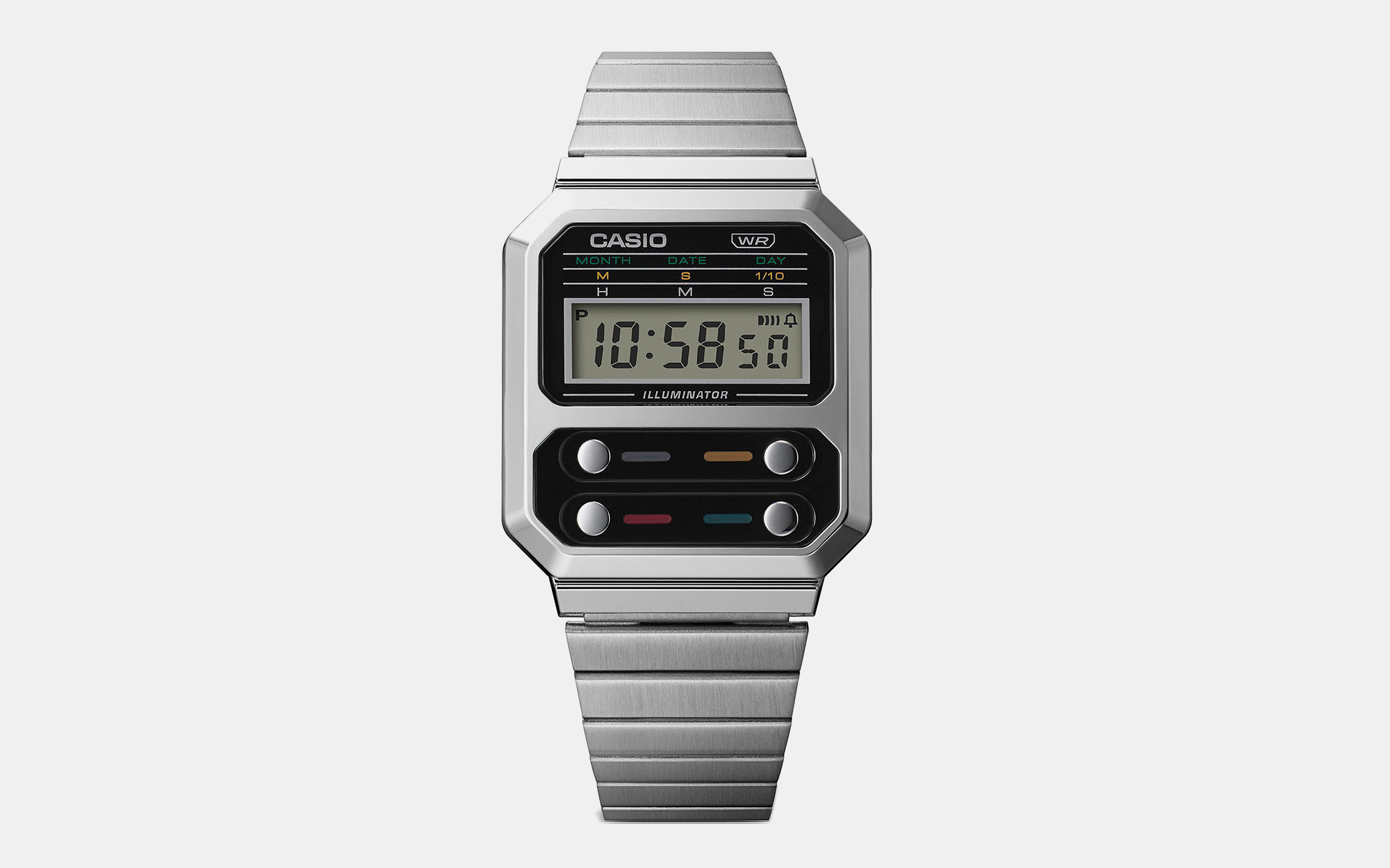 Casio Vintage A100 Series Watches