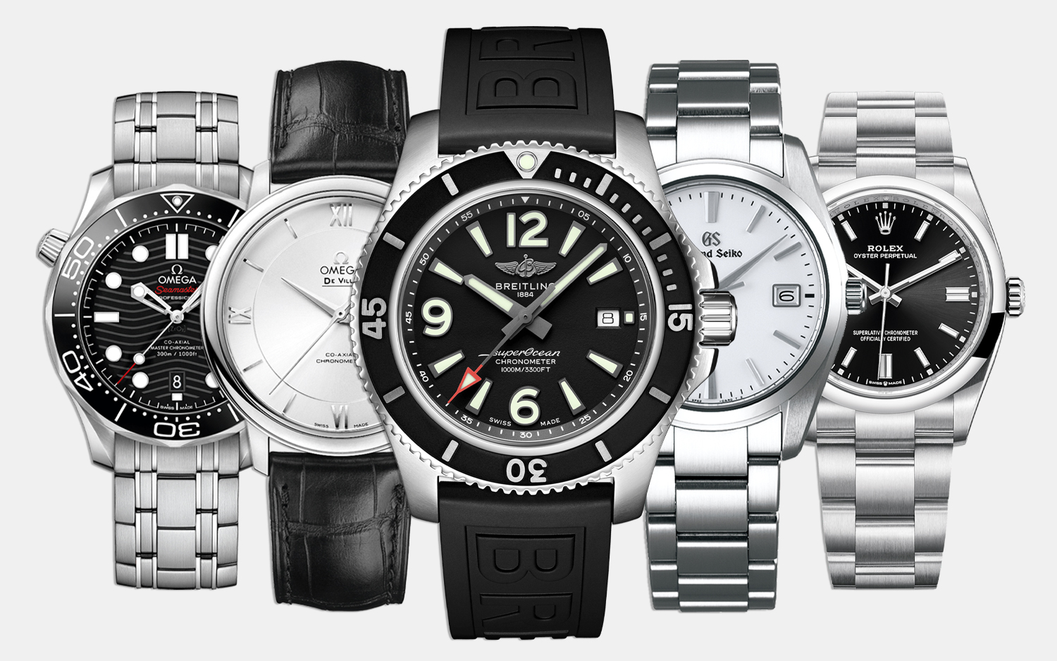 The 10 Best Entry Level Luxury Watches