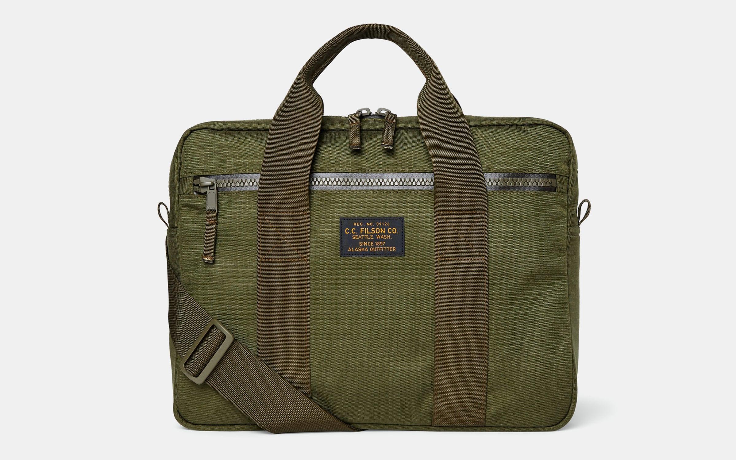 Filson Ripstop Nylon Compact Briefcase