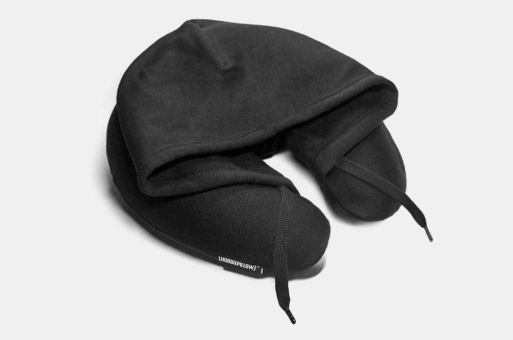 HoodiePillow Travel Pillow