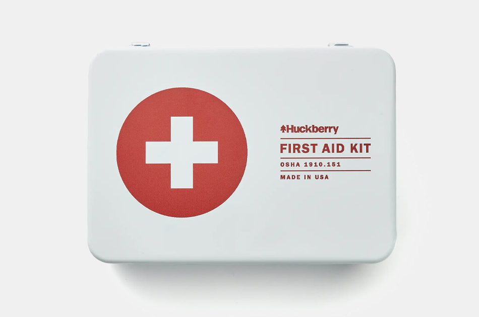 Huckberry Large First Aid Kit