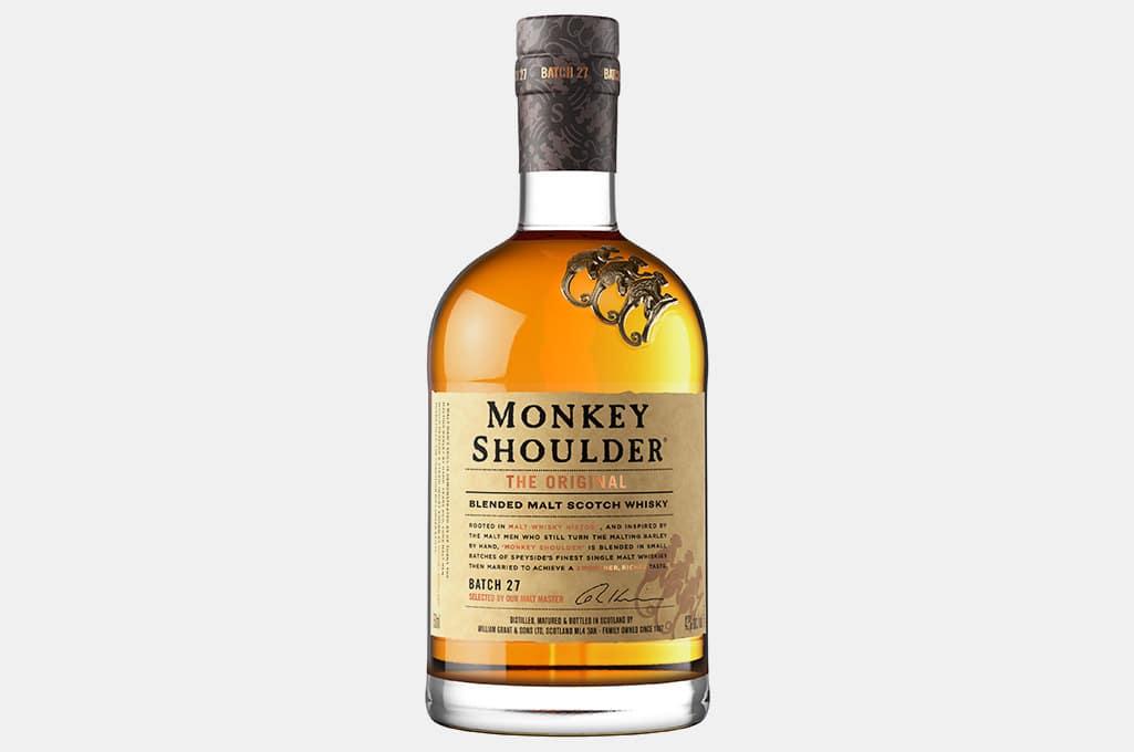 Monkey Shoulder Blended Scotch Whiskey