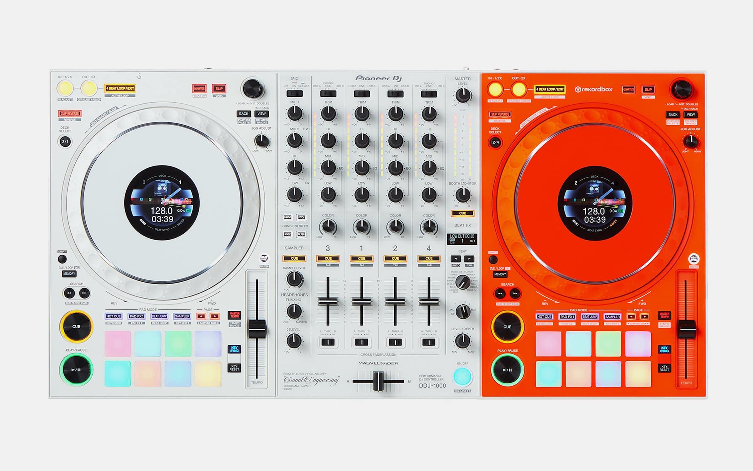 Pioneer DDJ 1000 OW DJ Controller