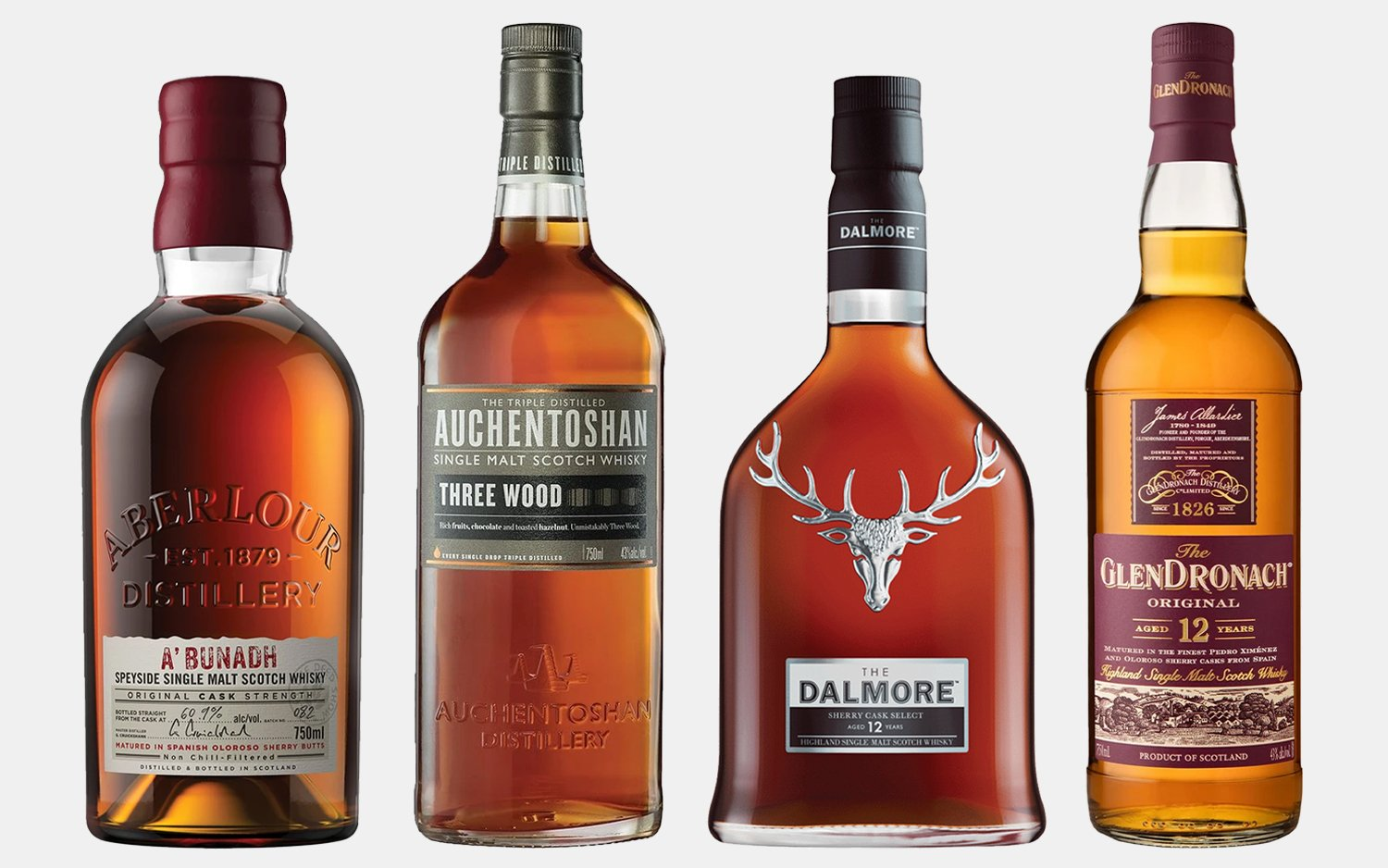 10 Great Single Malt Scotches For Fans of Sherry