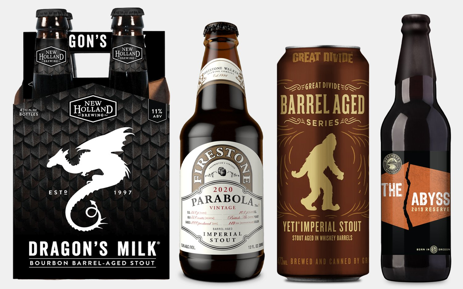15 Barrel Aged Beers to sip on cold fall nights